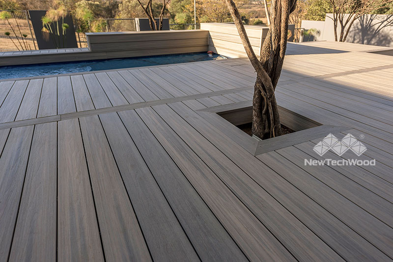 Newtechwood Decking Lee Roy Jordan Lumber
